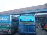 Di Terminal Kampung Rambutan