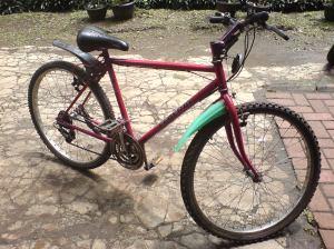 Screenshot sepeda baru (beli) ku